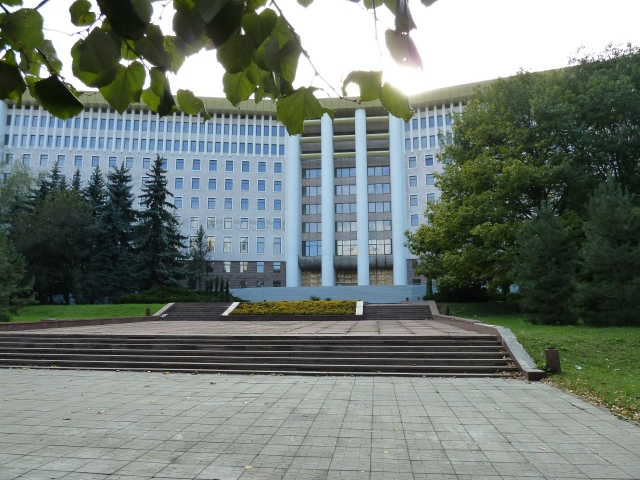 Parlement moldave