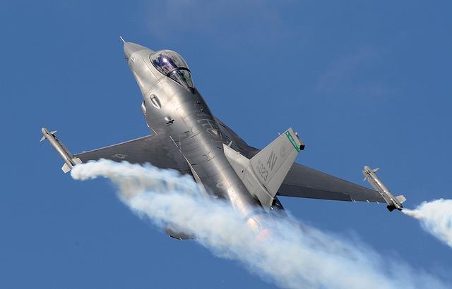 F16 Libye
