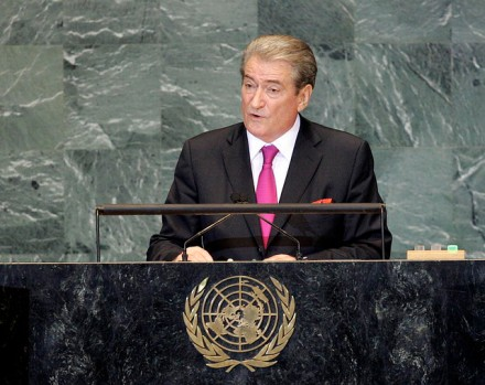 Prime Minister of Albania Addresses General Assembly
