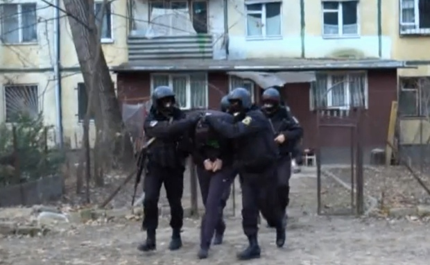 Arrestation trafic nucléaire moldavie